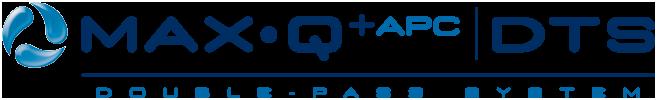 FCI Watermakers - Max Q APC DTS Logo